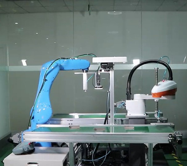 Vision Applied in Turin Robotic Conveyor Grab[video] - VIDEO CENTER