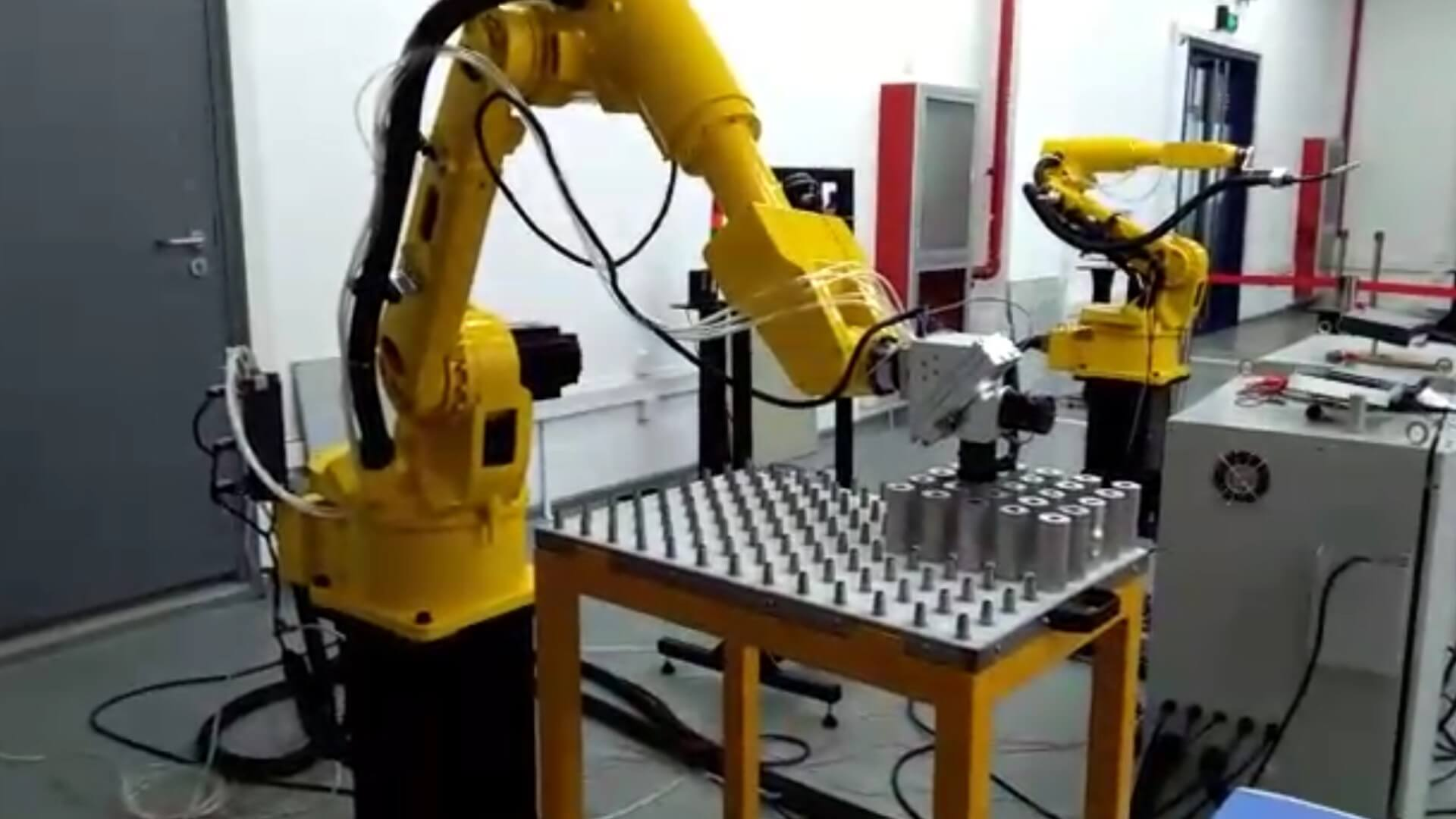 Industrial Robot 6 Axis