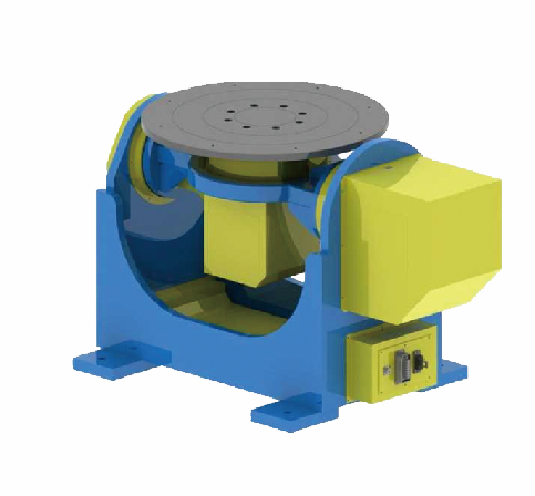 Platform Two Axis Servo Positioner
