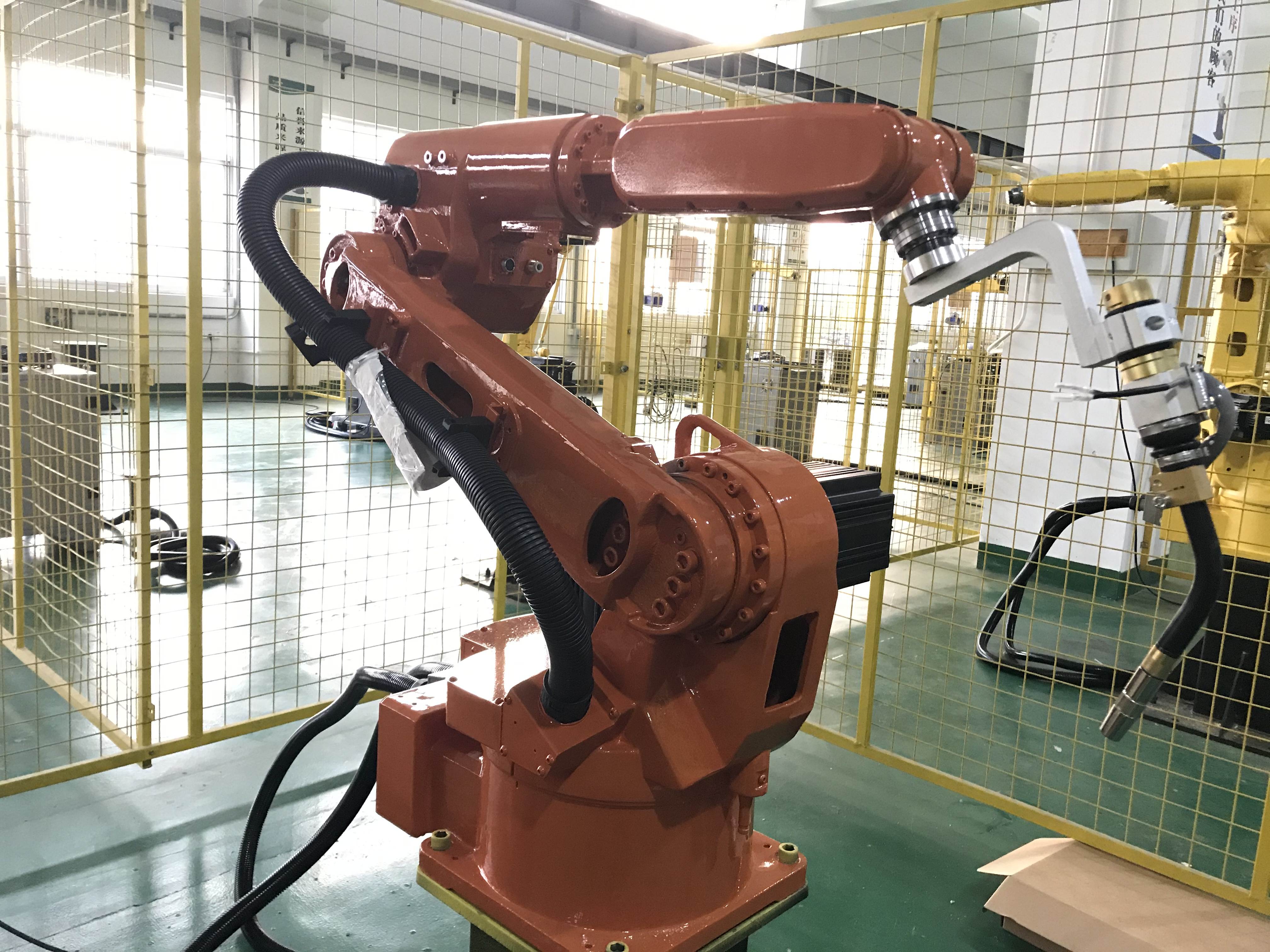 Welding Robot Arm
